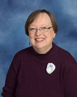 Becky Trover at Redeemer lutheran church, 1555 S. James Road Columbus, Ohio 43227