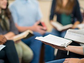 Bible Study at Redeemer lutheran church, 1555 S. James Road Columbus, Ohio 43227
