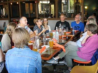A Brewing Faith social group at Redeemer lutheran church, 1555 S. James Road, Columbus, Ohio 43227