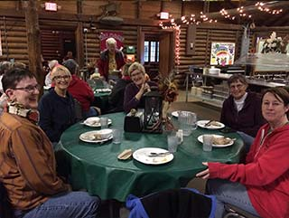 Sister Act social group at Redeemer lutheran church, 1555 S. James Road, Columbus, Ohio 43227