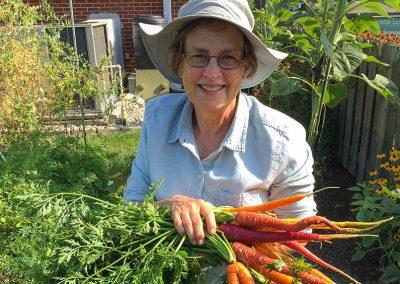 Garden Giveaway-Carrots at Redeemer Lutheran Church