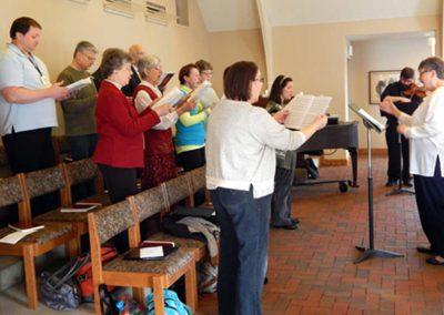 Senior Choir at Redeemer Lutheran Church
