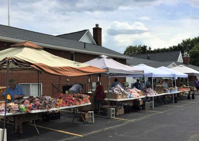 LSS-MOFB Food Giveaway at Redeemer Lutheran Church