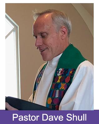 Pastor Dave Shull