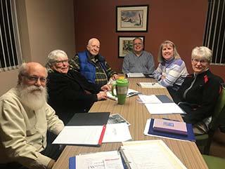 Journaling social group at Redeemer lutheran church, 1555 S. James Road, Columbus, Ohio 43227